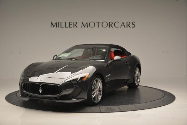 New 2017 Maserati GranTurismo Convertible Sport for sale Sold at Bentley Greenwich in Greenwich CT 06830 2