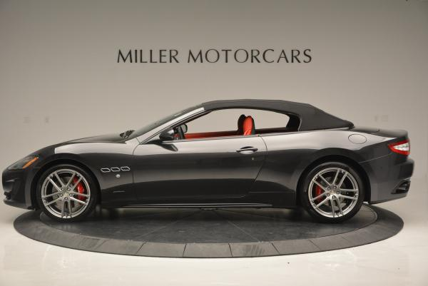 New 2017 Maserati GranTurismo Convertible Sport for sale Sold at Bentley Greenwich in Greenwich CT 06830 6