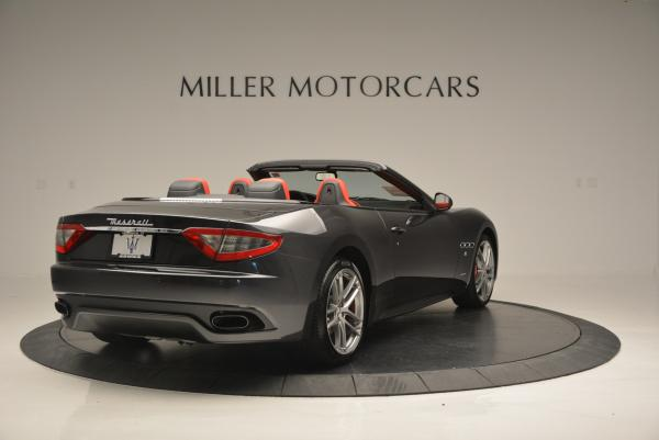 New 2017 Maserati GranTurismo Convertible Sport for sale Sold at Bentley Greenwich in Greenwich CT 06830 9