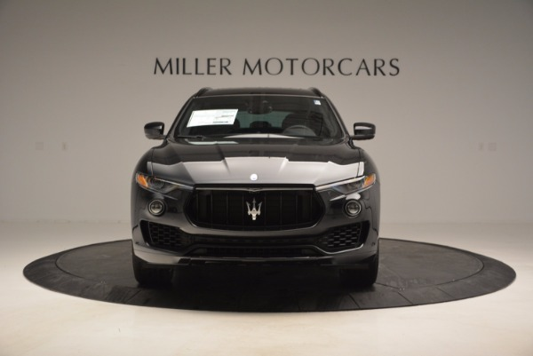 New 2017 Maserati Levante S Q4 for sale Sold at Bentley Greenwich in Greenwich CT 06830 12