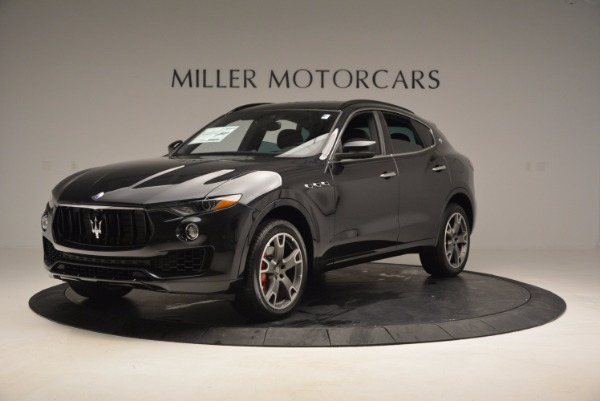 New 2017 Maserati Levante S Q4 for sale Sold at Bentley Greenwich in Greenwich CT 06830 1