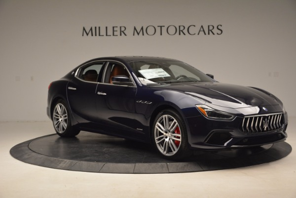 New 2018 Maserati Ghibli S Q4 Gransport for sale Sold at Bentley Greenwich in Greenwich CT 06830 11