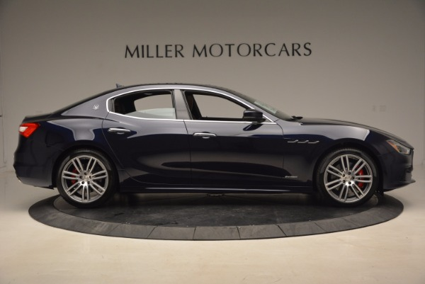 New 2018 Maserati Ghibli S Q4 Gransport for sale Sold at Bentley Greenwich in Greenwich CT 06830 9
