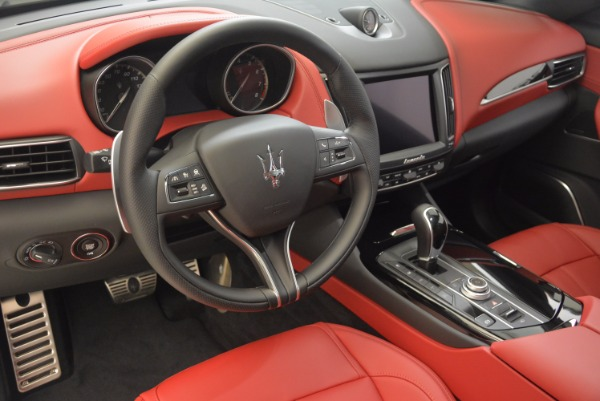 New 2018 Maserati Levante Q4 GranSport for sale Sold at Bentley Greenwich in Greenwich CT 06830 13