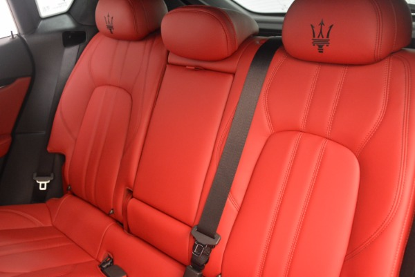 New 2018 Maserati Levante Q4 GranSport for sale Sold at Bentley Greenwich in Greenwich CT 06830 18