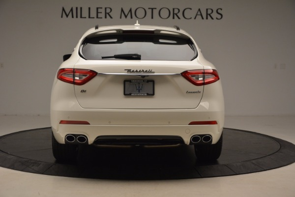 New 2018 Maserati Levante Q4 GranSport for sale Sold at Bentley Greenwich in Greenwich CT 06830 6