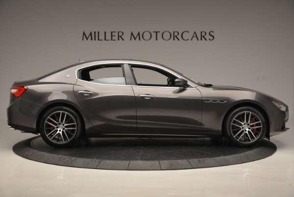 Used 2018 Maserati Ghibli S Q4 for sale Sold at Bentley Greenwich in Greenwich CT 06830 9
