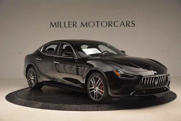 Used 2018 Maserati Ghibli S Q4 Gransport for sale Sold at Bentley Greenwich in Greenwich CT 06830 11
