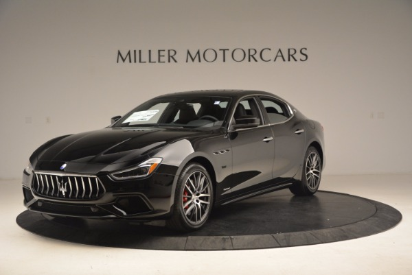 Used 2018 Maserati Ghibli S Q4 Gransport for sale Sold at Bentley Greenwich in Greenwich CT 06830 2