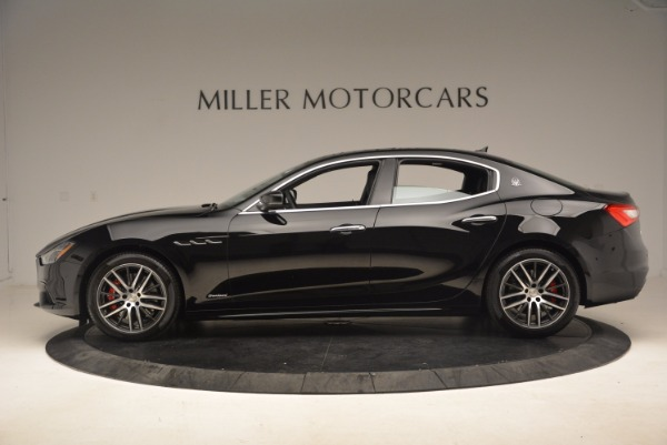 Used 2018 Maserati Ghibli S Q4 Gransport for sale Sold at Bentley Greenwich in Greenwich CT 06830 3