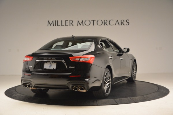 Used 2018 Maserati Ghibli S Q4 Gransport for sale Sold at Bentley Greenwich in Greenwich CT 06830 7