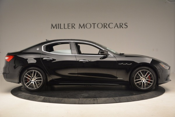 Used 2018 Maserati Ghibli S Q4 Gransport for sale Sold at Bentley Greenwich in Greenwich CT 06830 9