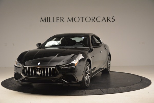 Used 2018 Maserati Ghibli S Q4 Gransport for sale Sold at Bentley Greenwich in Greenwich CT 06830 1