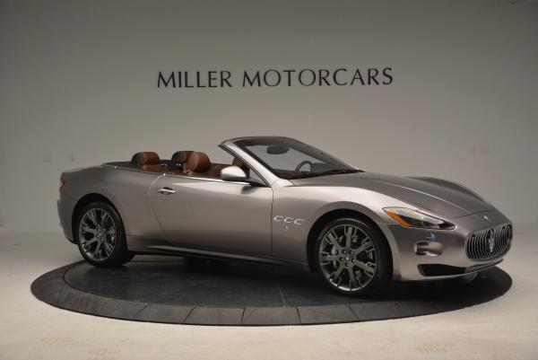 Used 2012 Maserati GranTurismo for sale Sold at Bentley Greenwich in Greenwich CT 06830 10