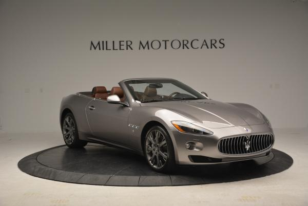 Used 2012 Maserati GranTurismo for sale Sold at Bentley Greenwich in Greenwich CT 06830 11
