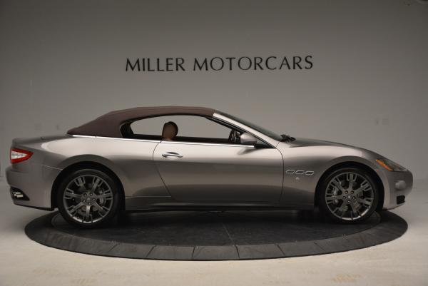 Used 2012 Maserati GranTurismo for sale Sold at Bentley Greenwich in Greenwich CT 06830 16