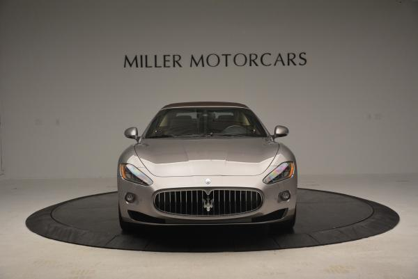 Used 2012 Maserati GranTurismo for sale Sold at Bentley Greenwich in Greenwich CT 06830 19