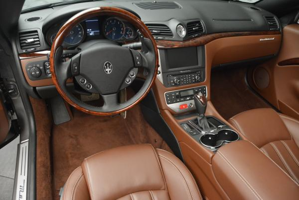 Used 2012 Maserati GranTurismo for sale Sold at Bentley Greenwich in Greenwich CT 06830 21