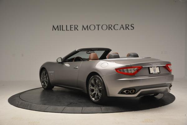 Used 2012 Maserati GranTurismo for sale Sold at Bentley Greenwich in Greenwich CT 06830 5