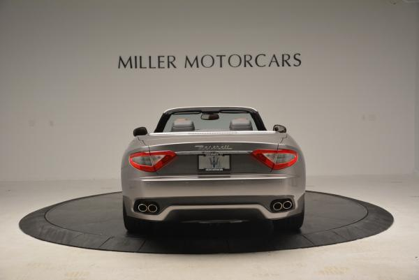Used 2012 Maserati GranTurismo for sale Sold at Bentley Greenwich in Greenwich CT 06830 6