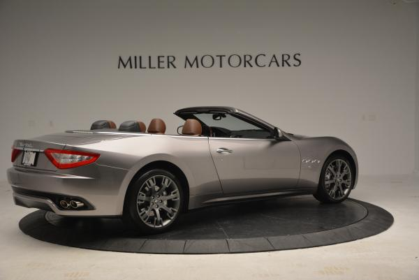 Used 2012 Maserati GranTurismo for sale Sold at Bentley Greenwich in Greenwich CT 06830 8