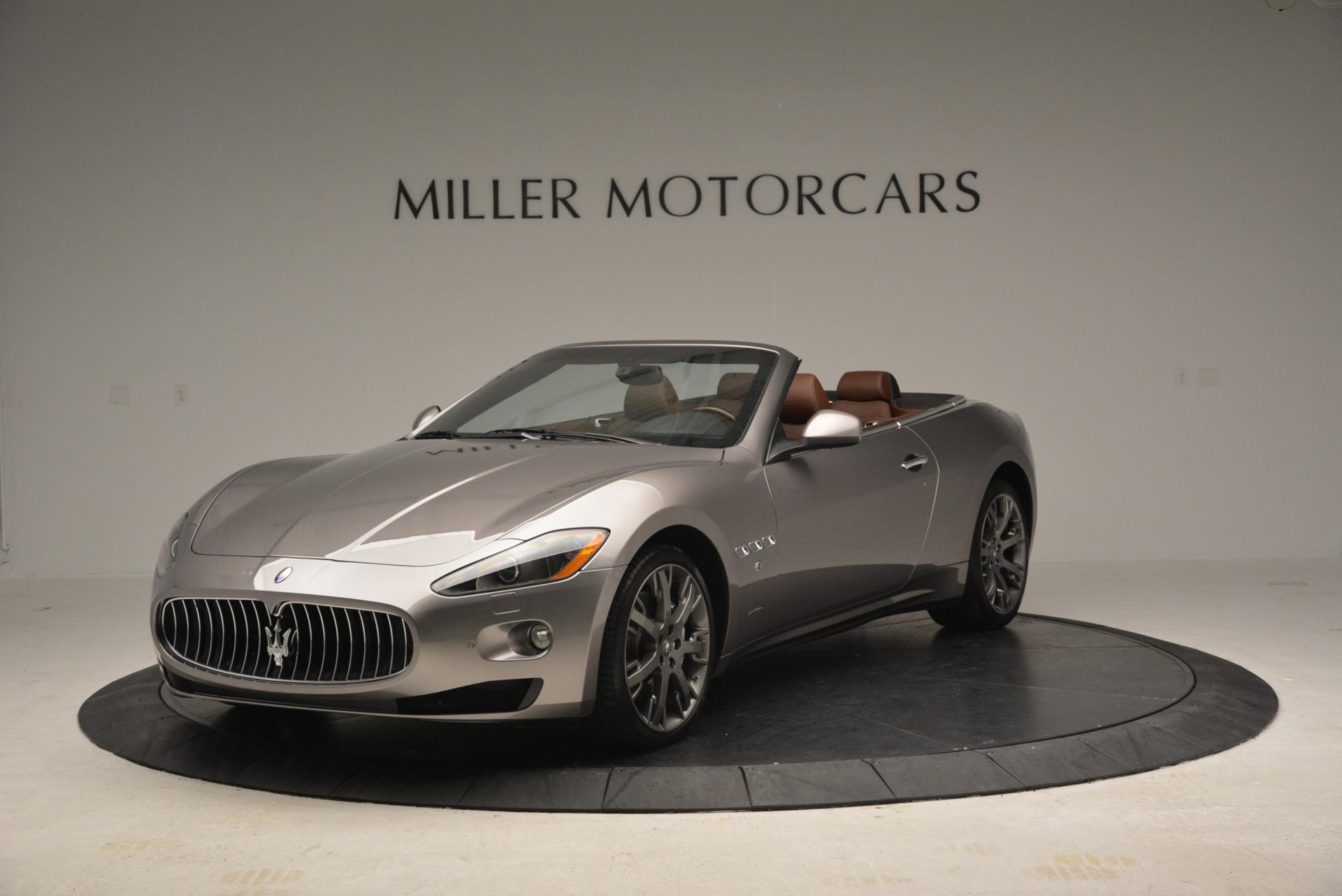 Used 2012 Maserati GranTurismo for sale Sold at Bentley Greenwich in Greenwich CT 06830 1