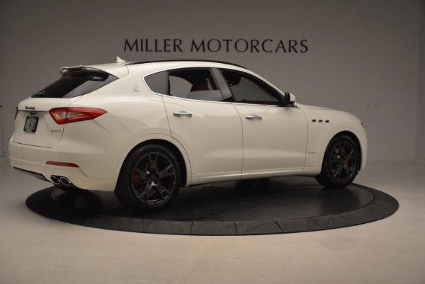 New 2018 Maserati Levante Q4 GranSport for sale Sold at Bentley Greenwich in Greenwich CT 06830 8