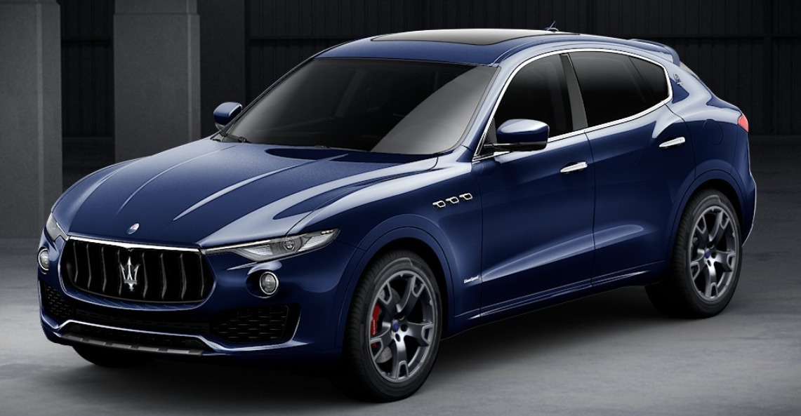 New 2018 Maserati Levante S GranSport for sale Sold at Bentley Greenwich in Greenwich CT 06830 1