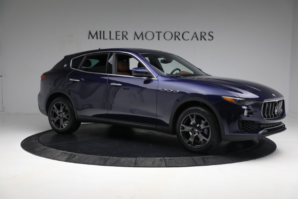 Used 2018 Maserati Levante Q4 for sale $57,900 at Bentley Greenwich in Greenwich CT 06830 10