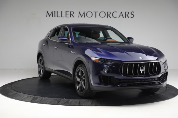 Used 2018 Maserati Levante Q4 for sale $57,900 at Bentley Greenwich in Greenwich CT 06830 11
