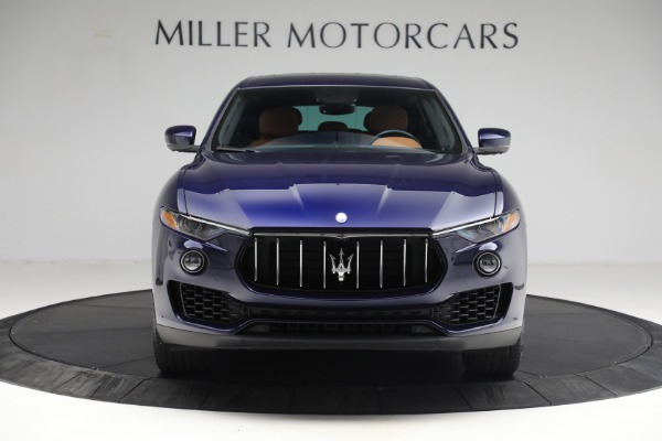 Used 2018 Maserati Levante Q4 for sale $57,900 at Bentley Greenwich in Greenwich CT 06830 12