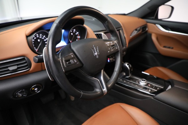 Used 2018 Maserati Levante Q4 for sale $57,900 at Bentley Greenwich in Greenwich CT 06830 13