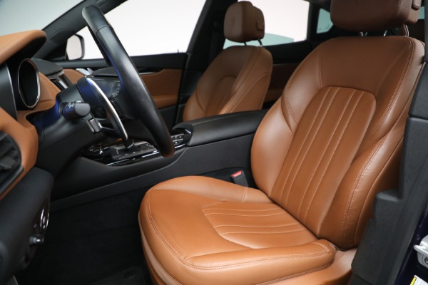 Used 2018 Maserati Levante Q4 for sale $57,900 at Bentley Greenwich in Greenwich CT 06830 15