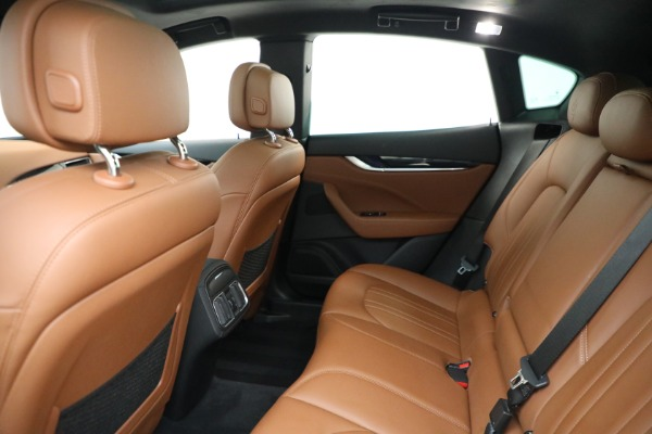 Used 2018 Maserati Levante Q4 for sale $57,900 at Bentley Greenwich in Greenwich CT 06830 18