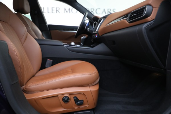 Used 2018 Maserati Levante Q4 for sale $57,900 at Bentley Greenwich in Greenwich CT 06830 22