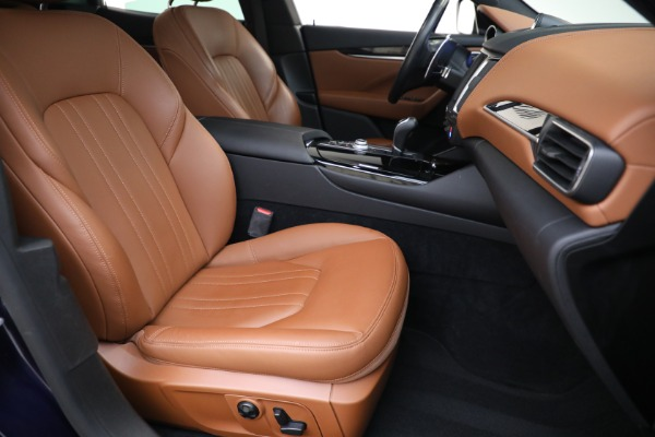 Used 2018 Maserati Levante Q4 for sale $57,900 at Bentley Greenwich in Greenwich CT 06830 23