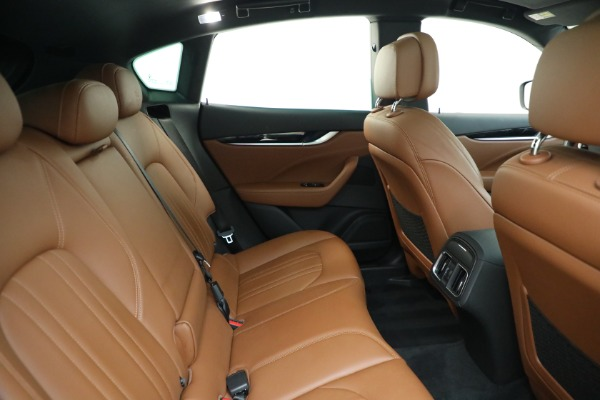 Used 2018 Maserati Levante Q4 for sale $57,900 at Bentley Greenwich in Greenwich CT 06830 25