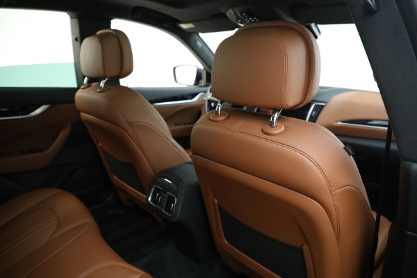 Used 2018 Maserati Levante Q4 for sale $57,900 at Bentley Greenwich in Greenwich CT 06830 26