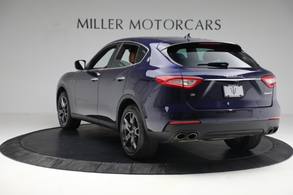 Used 2018 Maserati Levante Q4 for sale $57,900 at Bentley Greenwich in Greenwich CT 06830 5