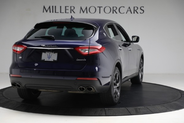 Used 2018 Maserati Levante Q4 for sale $57,900 at Bentley Greenwich in Greenwich CT 06830 7