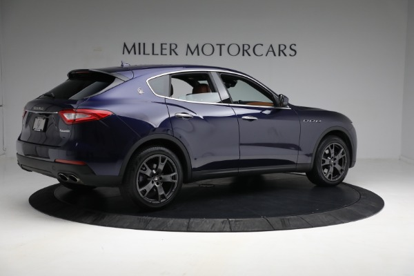 Used 2018 Maserati Levante Q4 for sale $57,900 at Bentley Greenwich in Greenwich CT 06830 8