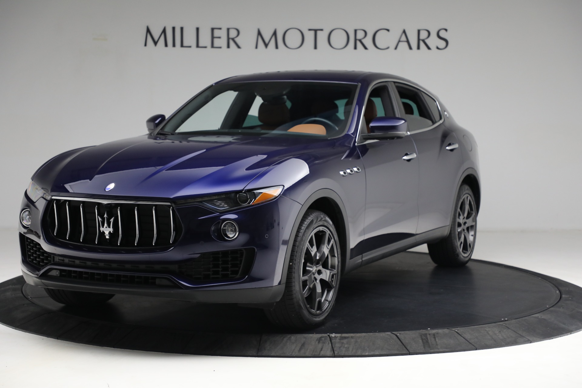 Used 2018 Maserati Levante Q4 for sale $57,900 at Bentley Greenwich in Greenwich CT 06830 1
