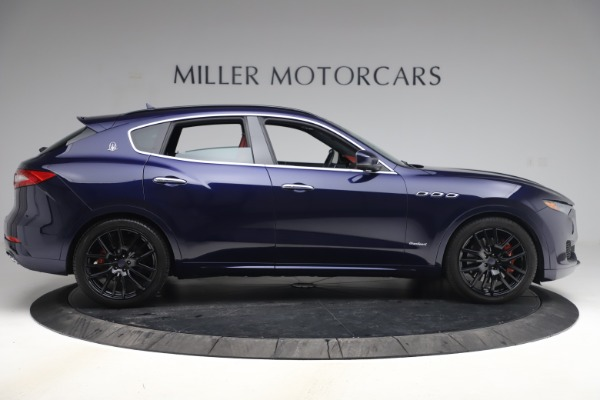New 2018 Maserati Levante S GranSport for sale Sold at Bentley Greenwich in Greenwich CT 06830 10