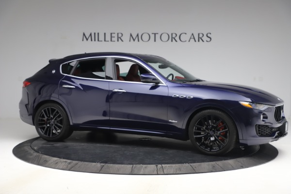 New 2018 Maserati Levante S GranSport for sale Sold at Bentley Greenwich in Greenwich CT 06830 11