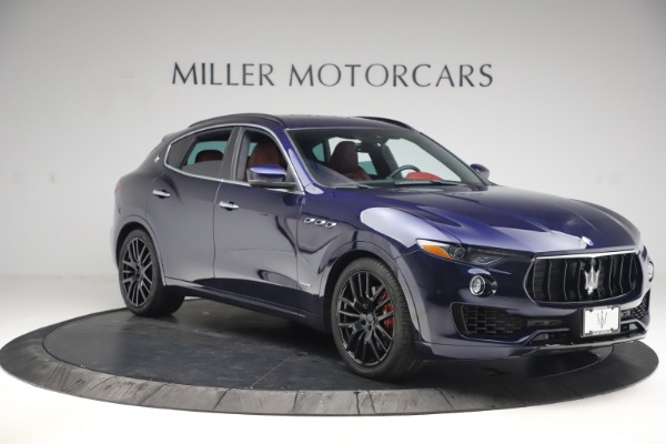 Used 2018 Maserati Levante S GranSport for sale $66,900 at Bentley Greenwich in Greenwich CT 06830 12