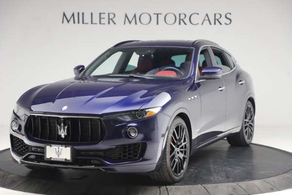 New 2018 Maserati Levante S GranSport for sale Sold at Bentley Greenwich in Greenwich CT 06830 2
