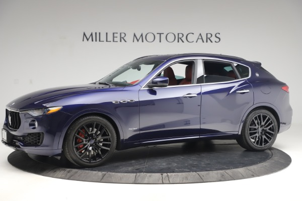 New 2018 Maserati Levante S GranSport for sale Sold at Bentley Greenwich in Greenwich CT 06830 3
