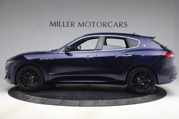 New 2018 Maserati Levante S GranSport for sale Sold at Bentley Greenwich in Greenwich CT 06830 4
