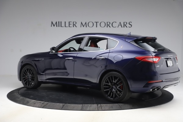 New 2018 Maserati Levante S GranSport for sale Sold at Bentley Greenwich in Greenwich CT 06830 5