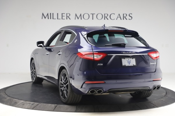 New 2018 Maserati Levante S GranSport for sale Sold at Bentley Greenwich in Greenwich CT 06830 6